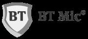 BT Mic logo an
